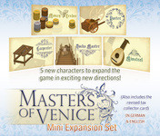 Masters of Venice: Mini extension