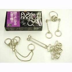 Puzzle Rings 3+