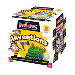 Brainbox : Inventions