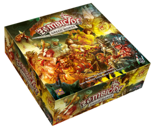 Zombicide Green Horde