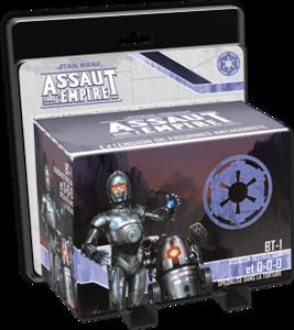 Star Wars - Assaut sur l'Empire : BT-1 et 0-0-0