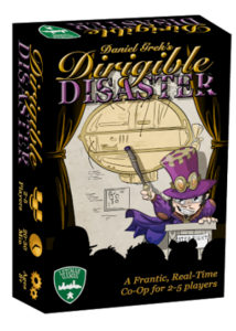 Dirigible Disaster