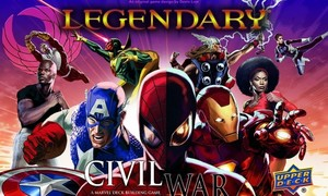 Legendary : Civil Wars