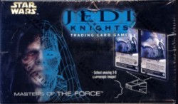 Jedi Knights CCG : Master Of The Force