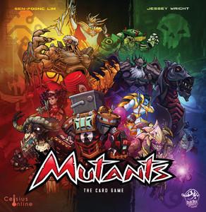 Mutants est financé à plus de 500% avec 24 cartes exclusives débloquées !