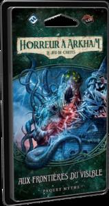 Horreur à Arkham : Le Jeu de Cartes - Aux frontières du visible