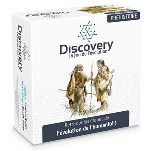 """Super Promo !  Sortie de """"Discovery : le jeu de l'évolution"""", format deluxe famille"""