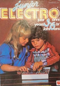 Electro Junior 3-6 ans