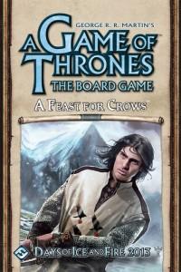 Le trône de fer : Le jeu de plateau - Un festin pour les corbeaux
