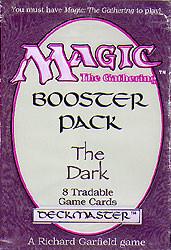 Magic the Gathering : The Dark