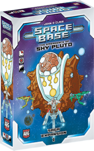 Space Base: The Emergence of Shy Pluto
