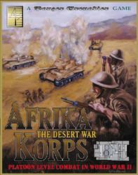 Panzer Grenadier - Afrika Korps