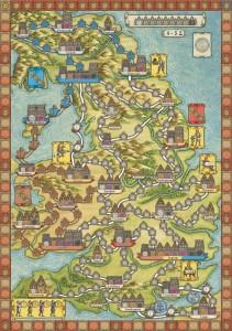 Hansa Teutonica: Britania