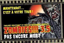 Zombies!!! 3.5 : Pas encore mort !