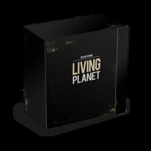 [En ce moment sur Kickstarter] Living Planet de Christophe Boelinger !