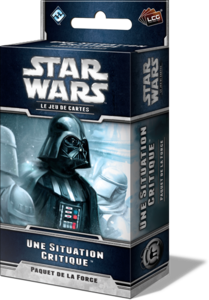 Star Wars - le jeu de cartes : Une Situation Critique