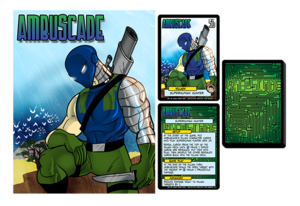 Sentinels Of the Multiverse : Ambuscade