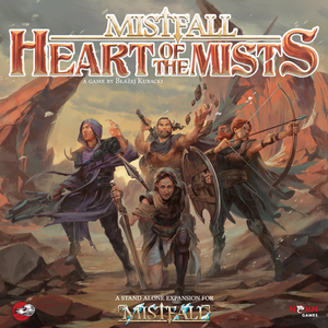 Mistfall Heart of the mist