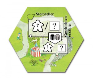 Keyflower : Storyteller