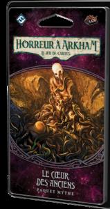 Horreur à Arkham : Le Jeu de Cartes - Le Cœur des Anciens