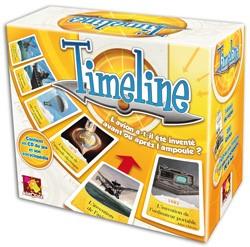 Timeline - Grandes cartes
