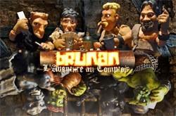 Brunan, l'aventure au comptoir