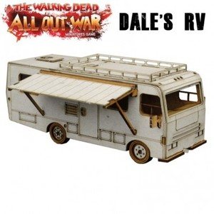 The Walking Dead : All out war - Camping-Car de Dale