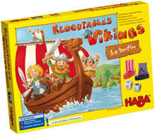 Redoutables Vikings - Le Butin