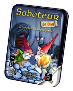Saboteur : Le Duel