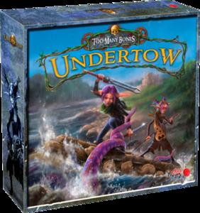Too Many Bones: Undertow