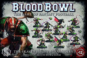 Blood Bowl : The Skavenblight Scramblers