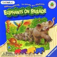 La parade des éléphants