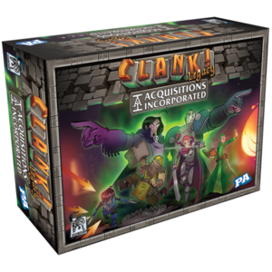 Clank! Legacy: Acquisitions Incorporated.