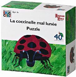 La Coccinelle mal lunée - Puzzle
