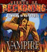 Vampire : The Eternal Struggle : Nights of Reckoning