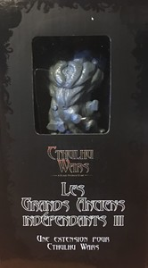 Cthulhu Wars: Extension  Les Grands Anciens Indépendants III