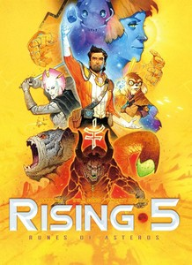 Rising 5 - Runes of Asteros (Kickstarter exclusive)