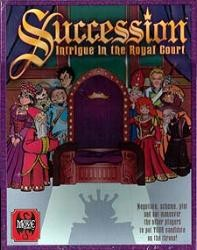 Succession - Intrigue in the Royal Court