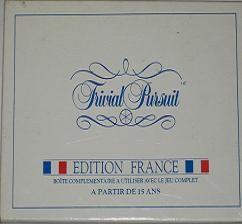 Trivial Pursuit : Édition France