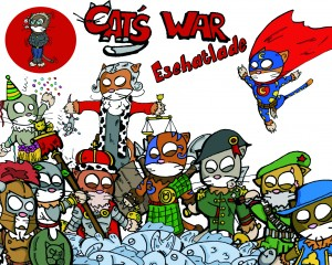 Cats' war : eschatlade