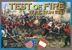 Test of Fire Bull Run 1861