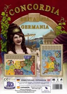 Concordia : Britannia & Germania
