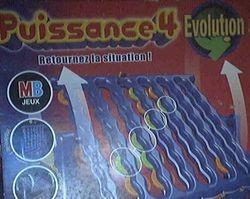 Puissance 4 Evolution