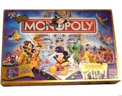 Monopoly - Edition Disney