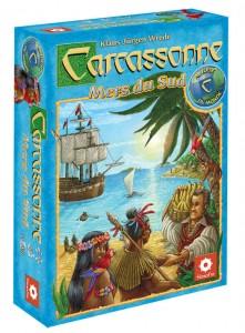 Carcassonne - Mers du Sud