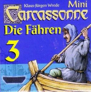 Carcassonne : Die Fähren