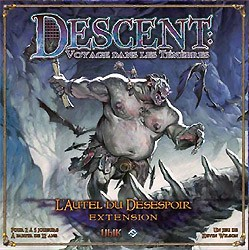 Descent : L'Autel du Désespoir