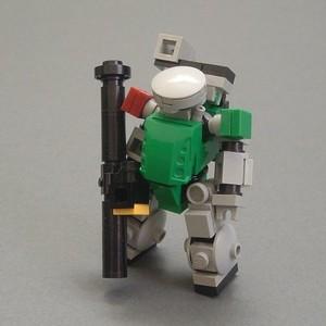 Mobile Frame Zero, Rapid Attack 001