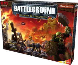 Battleground : Maxi Attack