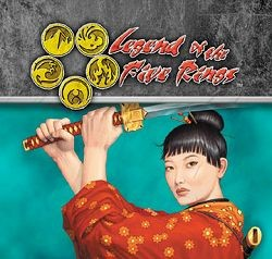 Legend of the Five Rings (JdC)